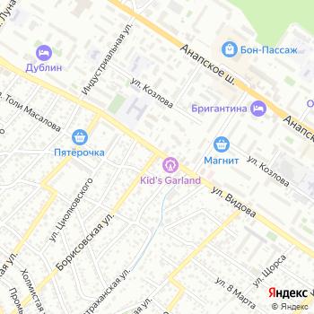 Кабриолет на Яндекс.Картах