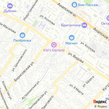 Валбер на Яндекс.Картах
