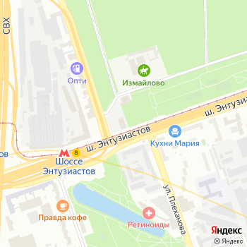 Радость творчества на Яндекс.Картах