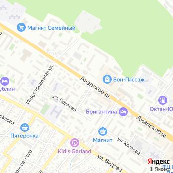 АСТ75 на Яндекс.Картах