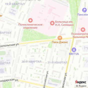 Автонэкс на Яндекс.Картах