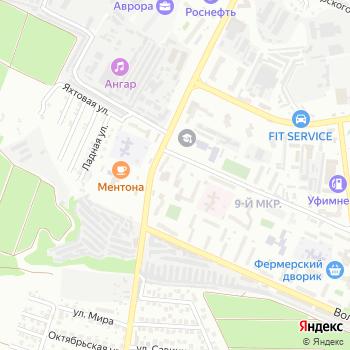 Электроконтакт на Яндекс.Картах