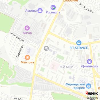 Русич на Яндекс.Картах