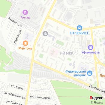 Юнга на Яндекс.Картах