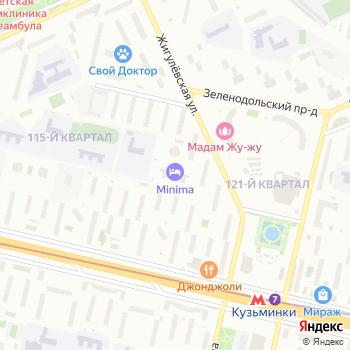 Арка на Яндекс.Картах