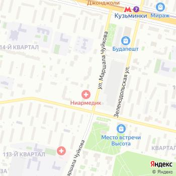 ЭкваТур на Яндекс.Картах