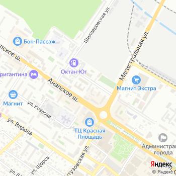 Мягкий мир на Яндекс.Картах