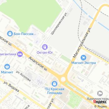 2 отряд ФПС по Краснодарскому краю на Яндекс.Картах