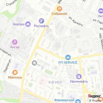 Нововет на Яндекс.Картах