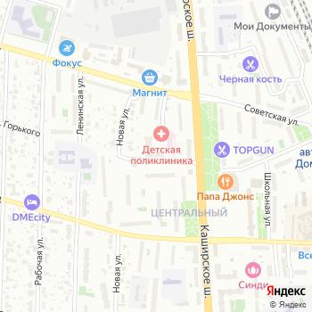 Прокуратура г. Домодедово на Яндекс.Картах
