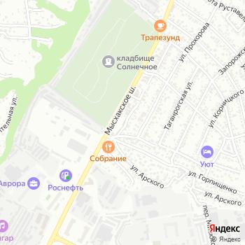 Акватика на Яндекс.Картах