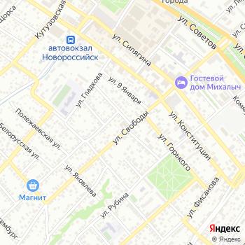 Прибой на Яндекс.Картах