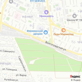 Плюс/Минус на Яндекс.Картах