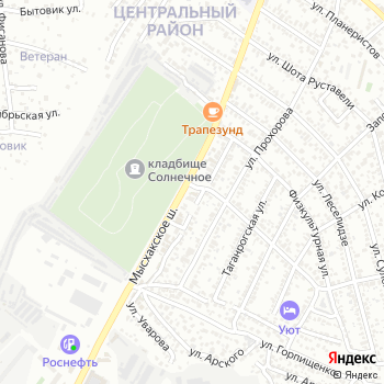 Чистая планета на Яндекс.Картах