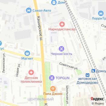 Призыв на Яндекс.Картах