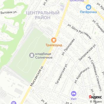 ИФК Система на Яндекс.Картах