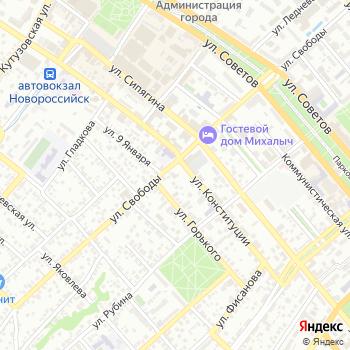 Сибирь-SV на Яндекс.Картах