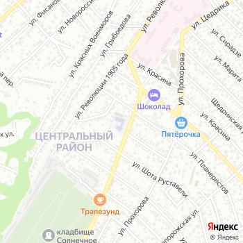 Гимназия №8 на Яндекс.Картах