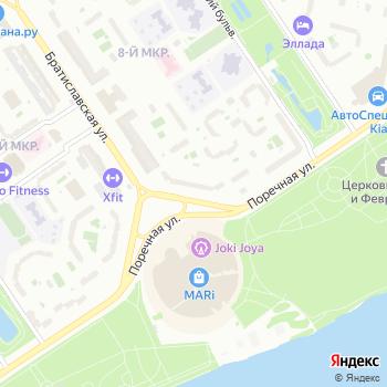 Чайный домик на Яндекс.Картах