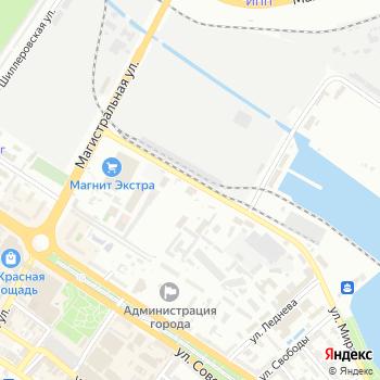 Интерсат-ТВ на Яндекс.Картах