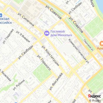 Управление контроля городского хозяйства на Яндекс.Картах