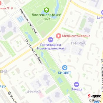 Клиника доктора А.В. Ушакова на Яндекс.Картах