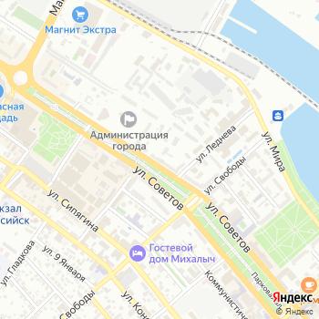 Maerskline на Яндекс.Картах