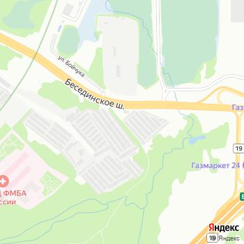 Чернобылец-1 на Яндекс.Картах
