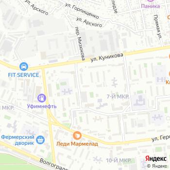 Новожилсервис на Яндекс.Картах