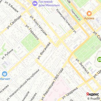 Монополия на Яндекс.Картах