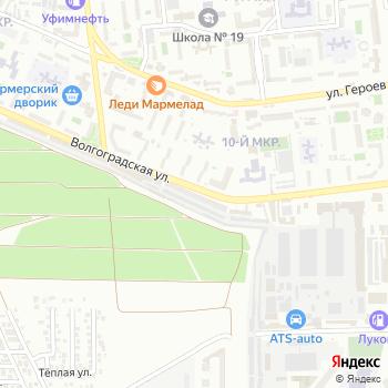 Бавария-М на Яндекс.Картах