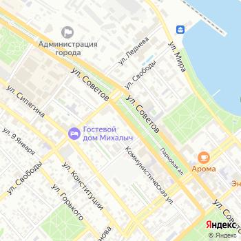 Varicty на Яндекс.Картах