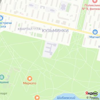 Средняя общеобразовательная школа №479 им. маршала В.И. Чуйкова на Яндекс.Картах