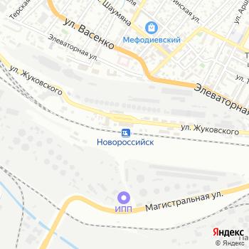 Железнодорожный вокзал на Яндекс.Картах