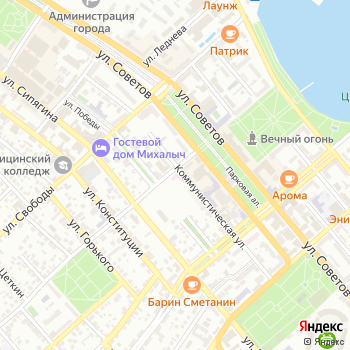 Городская поликлиника №1 на Яндекс.Картах