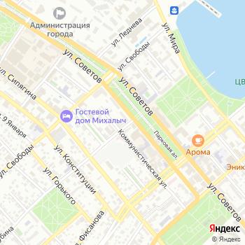 О2 на Яндекс.Картах
