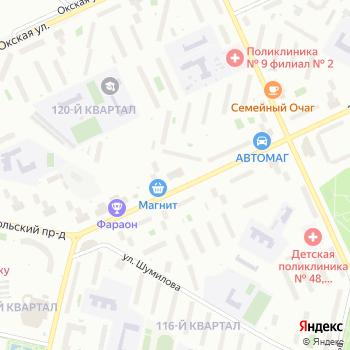 Почта с индексом 109457 на Яндекс.Картах