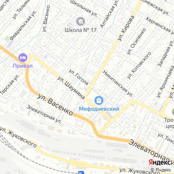 Том Сойер на Яндекс.Картах
