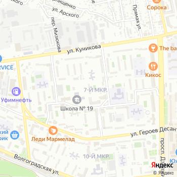 Участковый пункт полиции №1 по Южному району на Яндекс.Картах