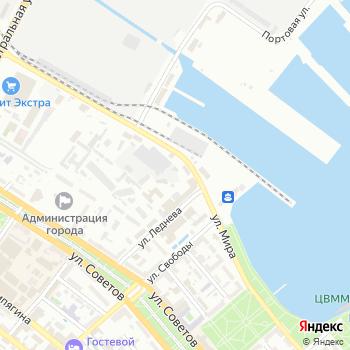 Байт на Яндекс.Картах