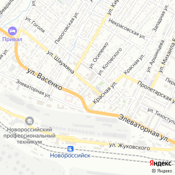 Контакт на Яндекс.Картах