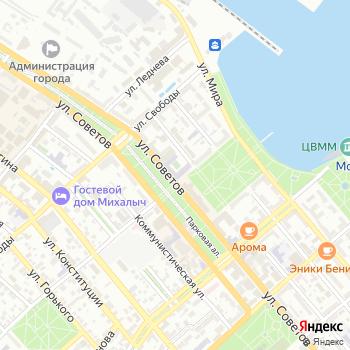 Кругозор на Яндекс.Картах