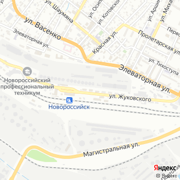 Линейный отдел полиции ст. Новороссийск на Яндекс.Картах