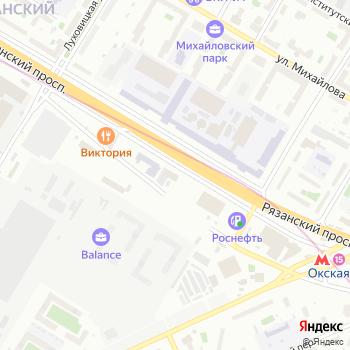 Объединенные Системы Качества на Яндекс.Картах