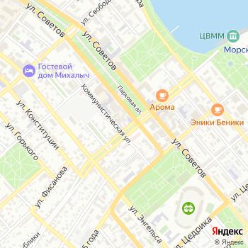 Диалог на Яндекс.Картах