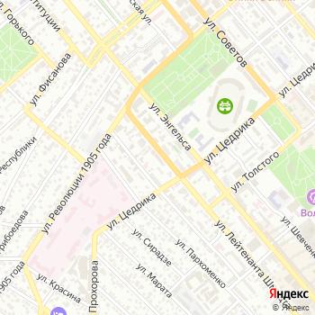 Дент Юг на Яндекс.Картах