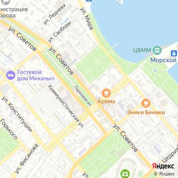 Реванш на Яндекс.Картах