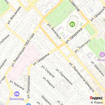 Инженерная геодезия на Яндекс.Картах