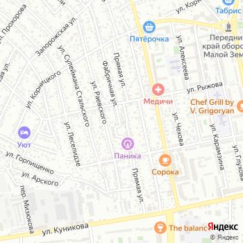 Империя на Яндекс.Картах