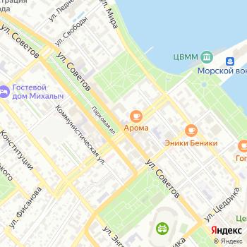 Библиотека им. М.А. Горького на Яндекс.Картах